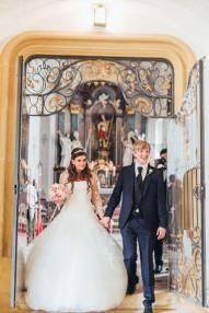 Romantische Hochzeit auf Schloss Baldern_Farbklang Fotografie - 28