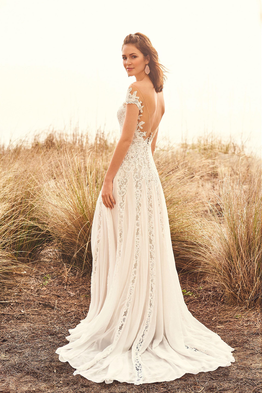 Hochzeitskleid Im Boho Style Kleiderkreisel