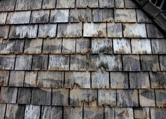 cedar shake roof problems
