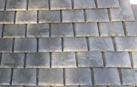 selecting a slate roof color