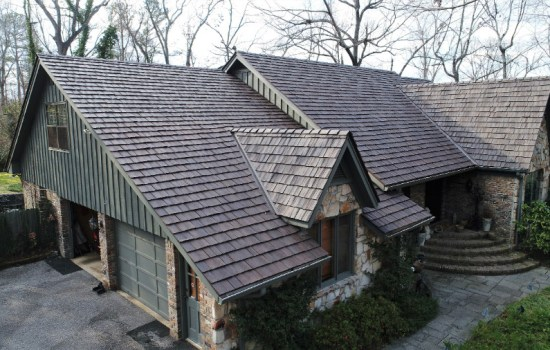 composite shake roof tiles