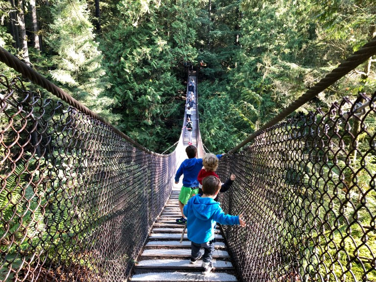 10 family friendly hikes around the Lower Mainland: