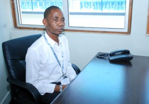 Mr. Ally H. Hamadi (Office Assistant)