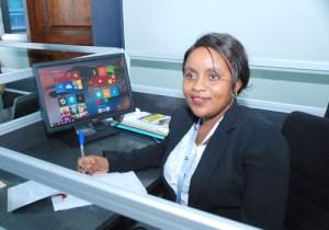 MsHadijaAMshana(Senior Legal Officer)