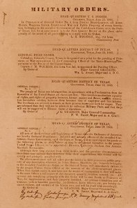 Juneteenth_Origin_General Order no 3