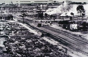 Greenwood District__Completely_Burned_Tulsa_Race_Riots_1921