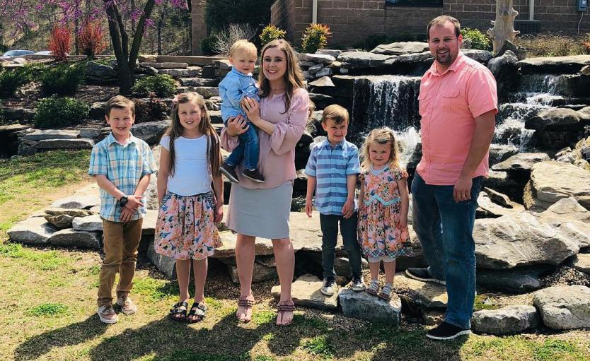 Anna Duggar Set to Welcome Baby Number Six With Husband Josh (VIDEO)