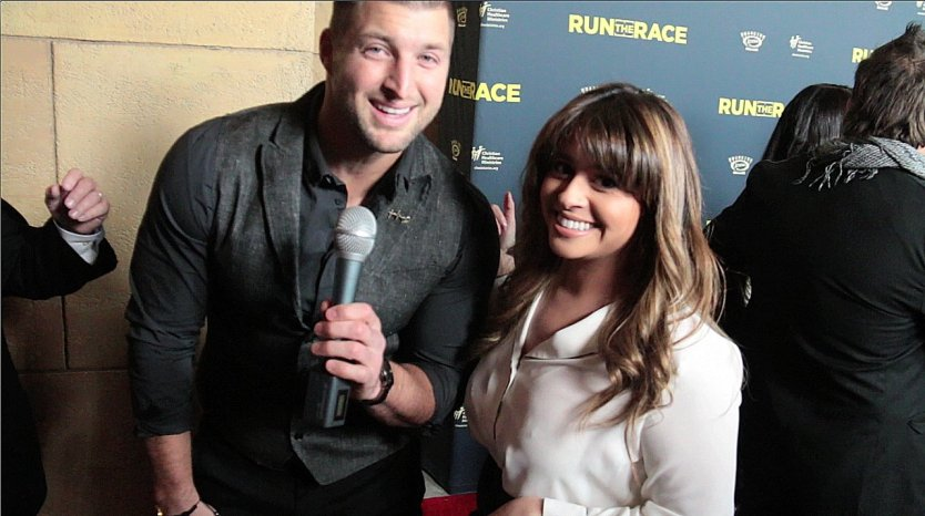 Tim Tebow Introduces BravelyDaily.com!