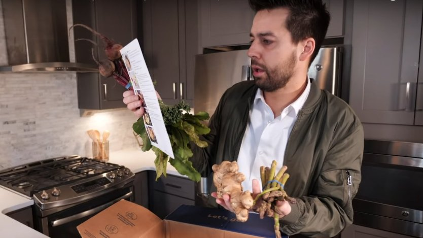 John Crist Sheds Actual Truth On Food Delivery Services in Funny New Video