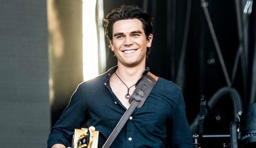 "KJ Apa Makes His Debut as Jeremy Camp in ""I Still Believe"""