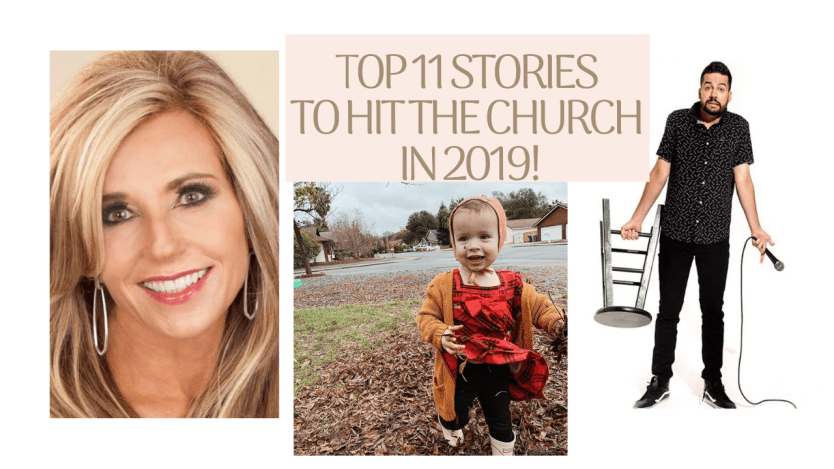 Recap: 11 of the Biggest Christian News Stories of 2019!