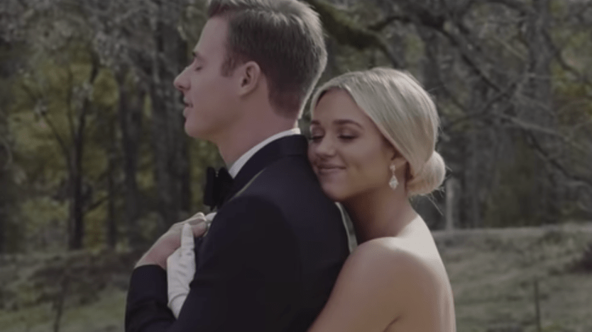 Sadie Robertson's Wedding Video Reveals She Initially Turned Down Husband Christian Huff