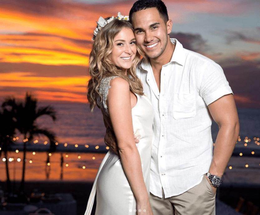 Alexa PenaVega Recalls Meeting Husband Carlos at Bible Study in Sweet Anniversary Post