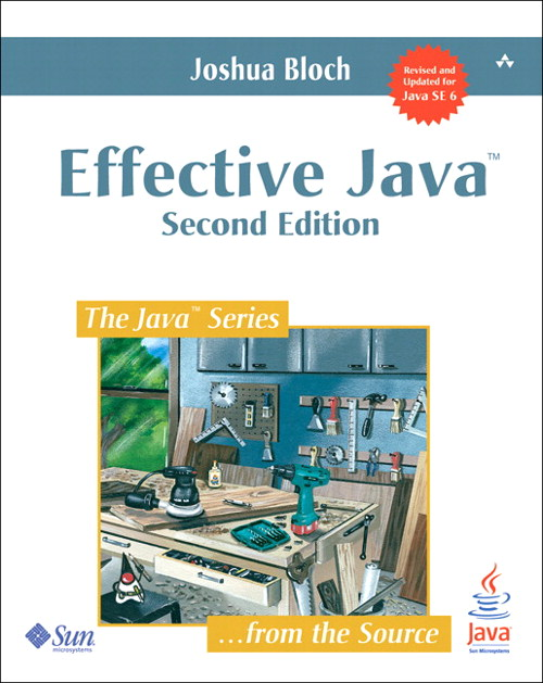 Effective Java cover