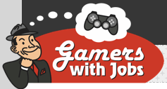 Gamers with Jobs logo