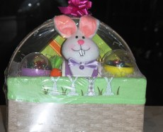 custom easter gift basket