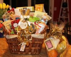 marathon runner gift basket