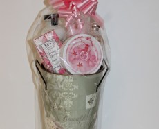 new staff member custom gift basket