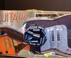 custom gift basket for music fan