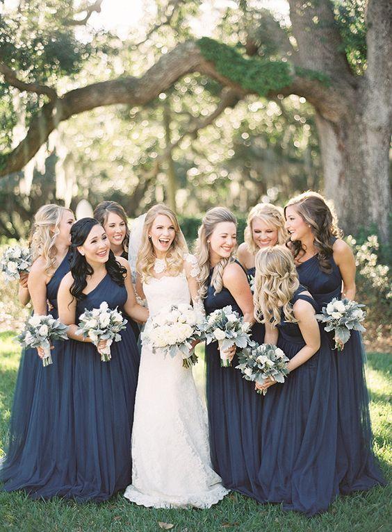 Fall 2017 Wedding Color Schemes BravoBride