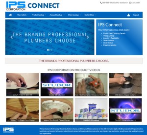 IPS Connect Product Information Management