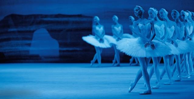 ballerine del Bolshoi