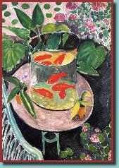 Matissegoldfish