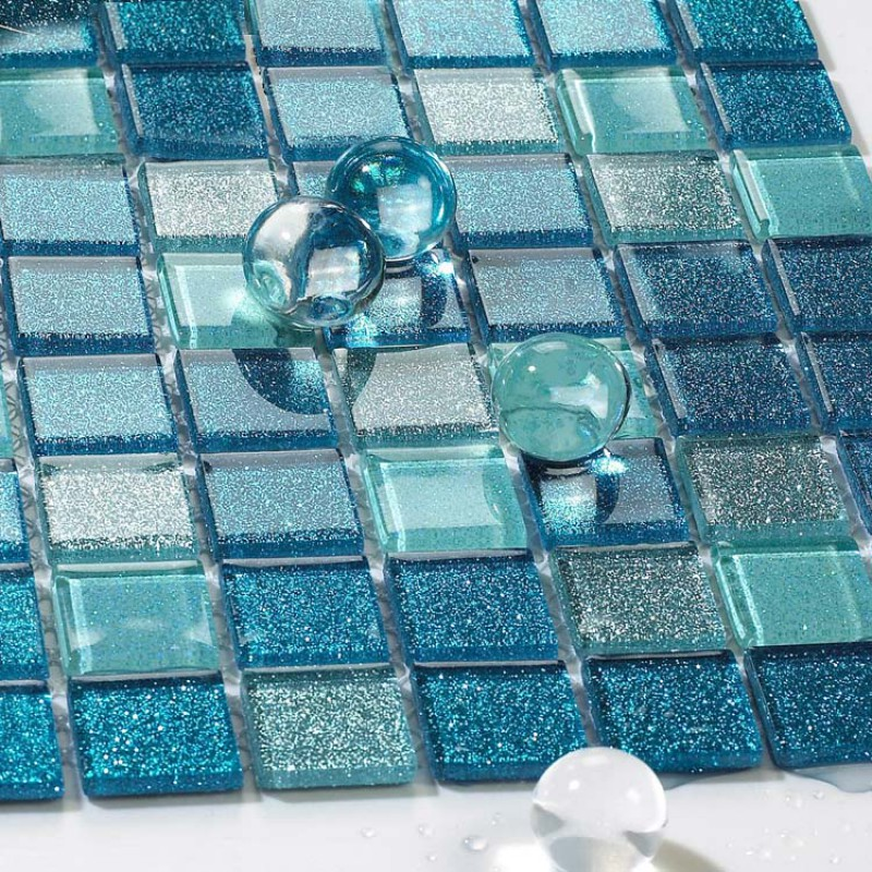 sea glass tile backsplash ideas bathroom mosaic mirror tile sheets shower wall tiles design discount kitchen backsplash cgt127