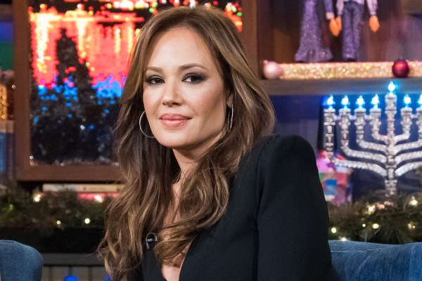 Leah Remini Once Again Takes Aim at Scientology As She Learns of Her Estranged Father