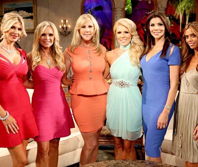 Season 8 Reunion Part 1 Liar Liars The Real Housewives Of Orange County Photos