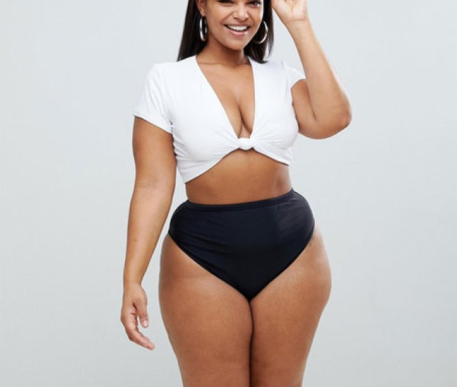Best Plus Size Swimsuits Sexy Body Positive Bikinis One Pieces