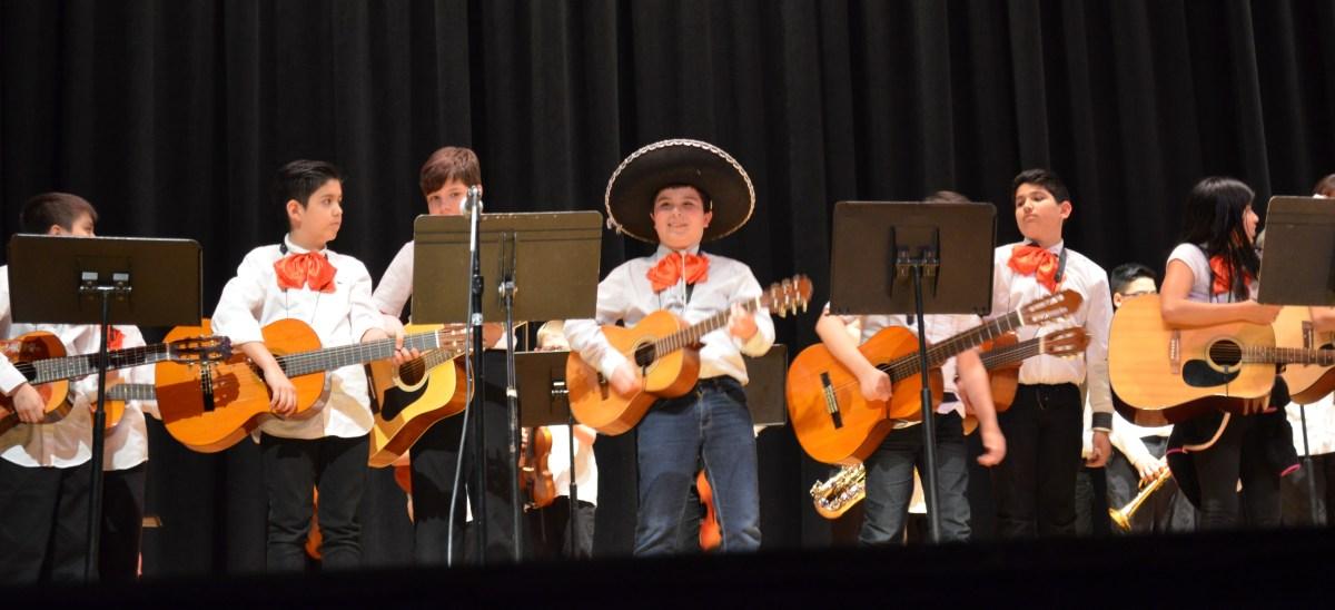 donate instruments to schools
