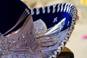 sombrero and Mariachi Music