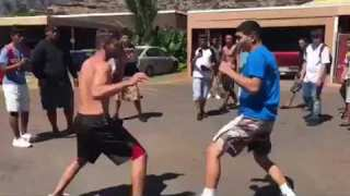 Best street fights on you tube