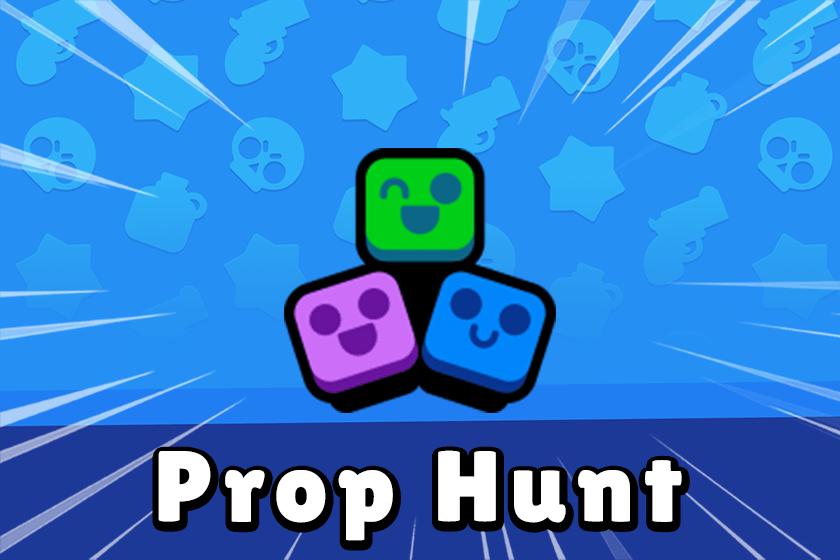Brawl Stars Prop Hunt
