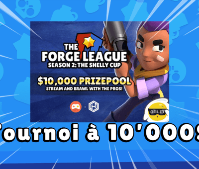 Brawl Stars Forge League Saison 2