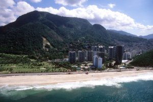 Sao Conrado Beach