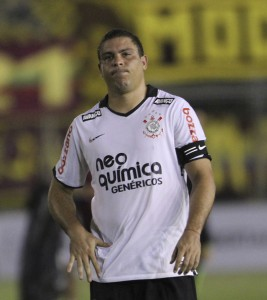 Ronaldo retires following Libertadores elimination with Corinthians against Tolima and struggle for form and fitness