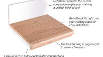 Stairs Treads And Risers Hardwood Floor Accessories By   Brazilian Koa Stair Treads   Brazilian Cherry   Wood   Tigerwood   Stair Nose   Risers
