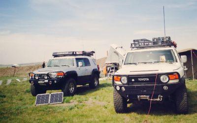 Overland Expo 2014 in Flagstaff, Arizona
