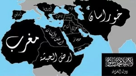 What is ISIS - the hopeful ISIS map