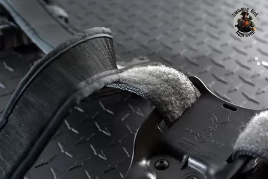 HSGI Slim Grip Belt Review Breach Bang Clear Cowan 2