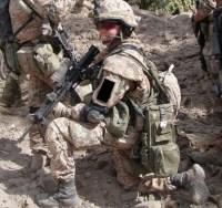 Mad Duo Mara - on patrol - Afghanistan