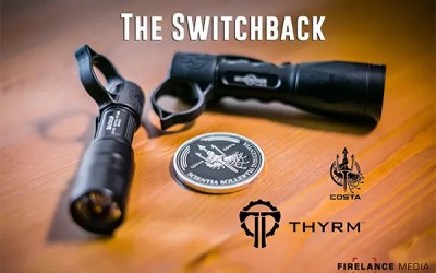 The Thyrm Switchback, Small Appendages and a Glock from the Heavens