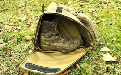 Hazard 4 Boot Bunker