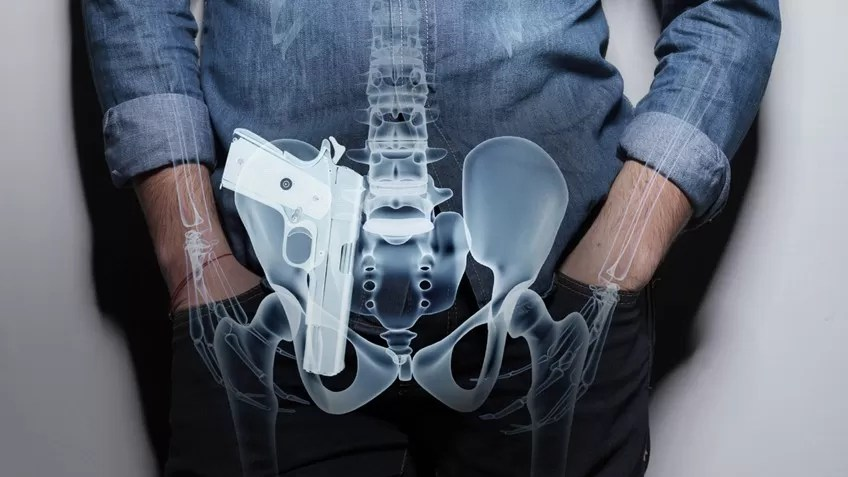 """AIWB, or Appendix Inside the Waist Bang is often simply referred to as """"Appendix Carry."""""""