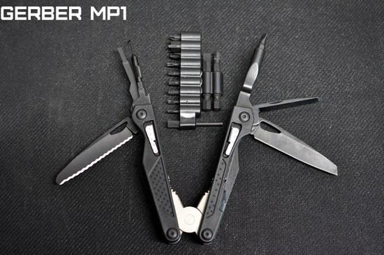Multi Tool Throwdown - Aaron Cowan - Sage Dynamics - Gerber MP 1