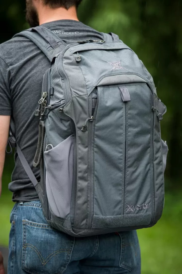 Vertx Gamut backpack EDC bag: an excellent CCW pack