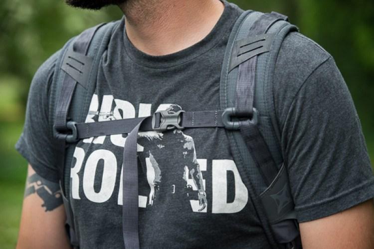Vertx Gamut EDC bag, SBR backpack