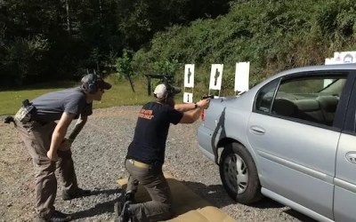 FPF Training: Concealed Carry Vehicle Environment Skills Class